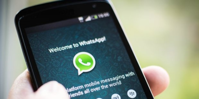 WhatsApp'tan 2017 rekoru