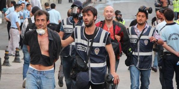 Gezi Parkı olaylarına 193 gözaltı/ Video - Memurlar.Net