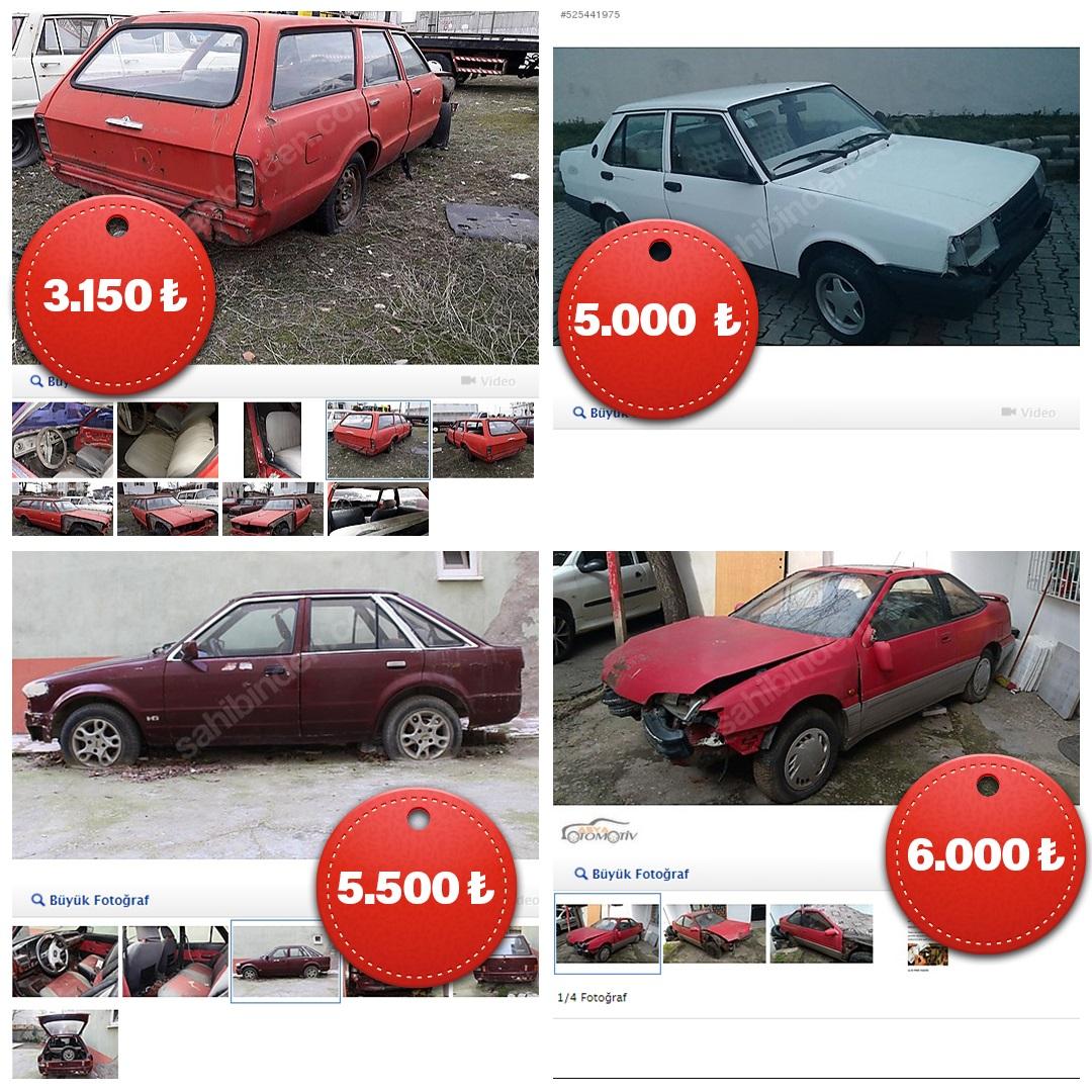 Yeni Rus otomobil endstrisi 2018-2019 yıl