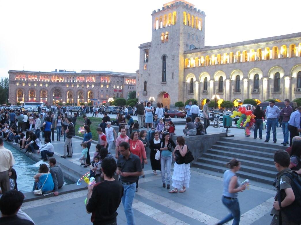 Ermenistanın Görülecek Yerler