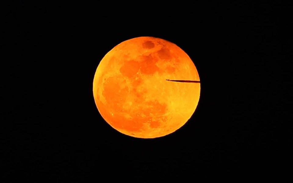 Bu gece, kanlı ay tutulması yaşanacak