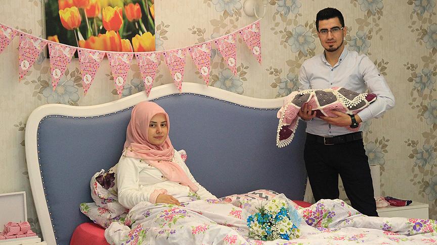 Devlet hastanesinde jakuzide doğum: 5 yıldızlı otel konforunda 51