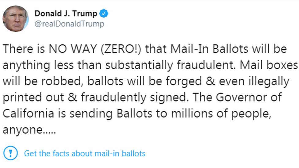 Trump'tan Twitter'ı kapatırız tehditi - Memurlar.Net