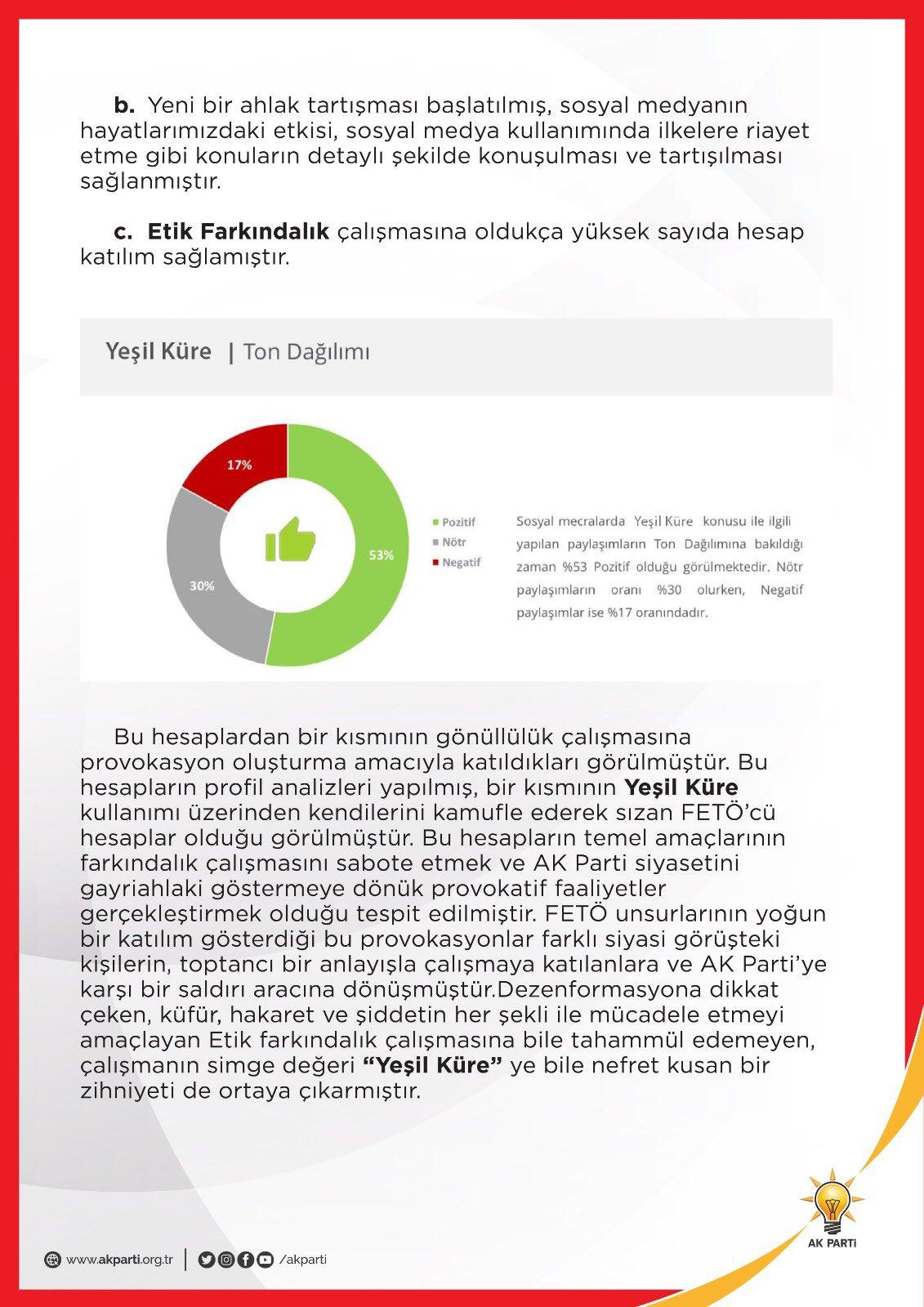 aiidomidrmb - Tartışmalar sonrasında Ak Parti 'yeşil topu' kaldırdı