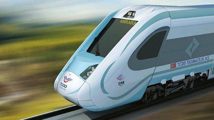 5ef9a1150f2544286cf4a039 - Milli tren raylara indi... Saatte 176 kilometreye ulaşıyor