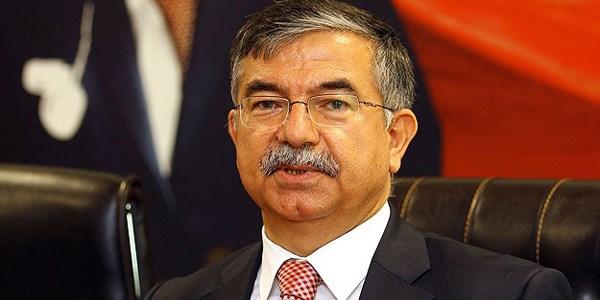 Y�lmaz'dan 'TSK Personel Kanunu Tasla��' a��klamas�