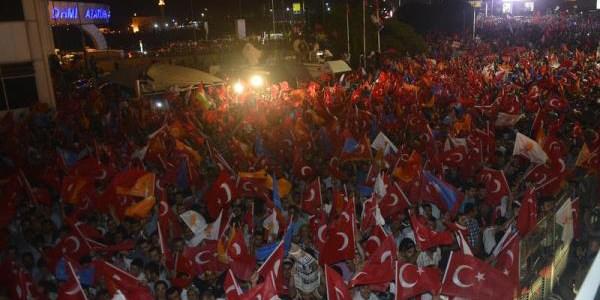 Ankara'da Erdo�an'a b�y�k kar��lama haz�rl���