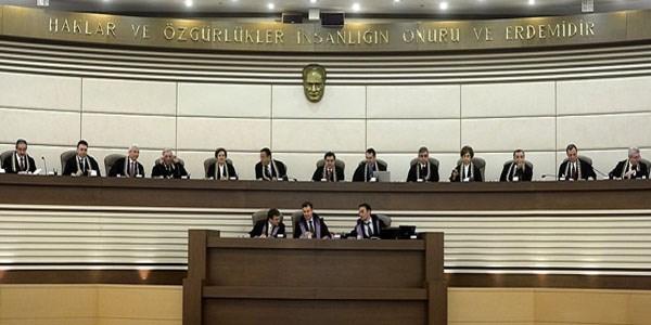 Anayasa Mahkemesinden iptal kararlar�