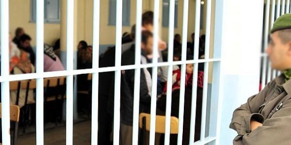 Cezaevlerindeki tutuklu ve h�k�ml�ler y�zde 5,1 artt�