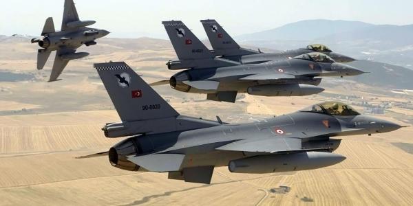 türk f 16 ile ilgili görsel sonucu