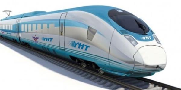 Yüksek Hızlı Tren ile ilgili görsel sonucu