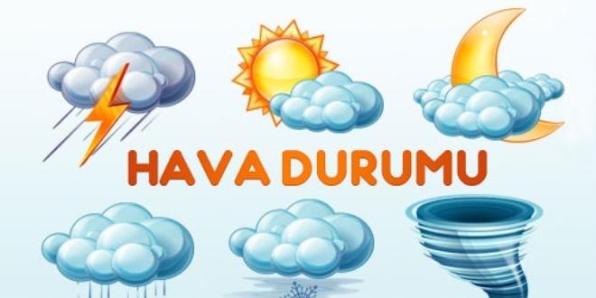 Meteoroloji'den günlük hava tahmini-haritalı - Memurlar.Net