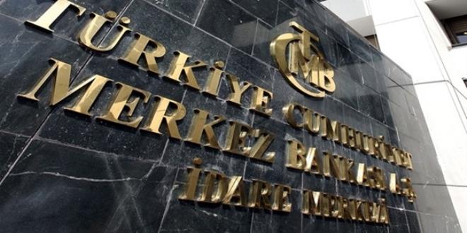 headline Merkez Bankasının rezervleri azaldı