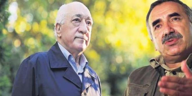 PKK'nın istihbarat örgütü FETÖ…