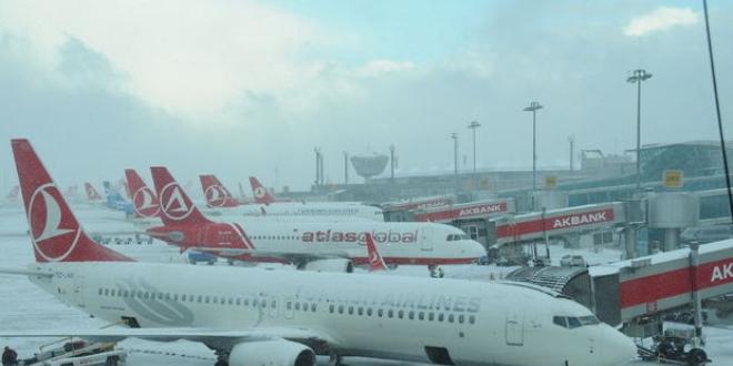 0532838b785b3 Atatürk Havalimanı kışa hazırlanıyor - Memurlar.Net