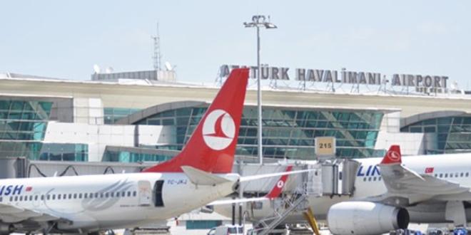 ac38cc654e4d2 Atatürk Havalimanı'nda personele de sıvı yasağı - Memurlar.Net