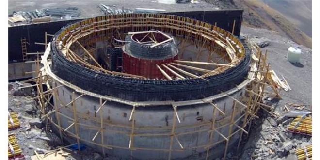 Türkiye'nin en büyük gözlemevi inşaatı Erzurum'da devam ediyor