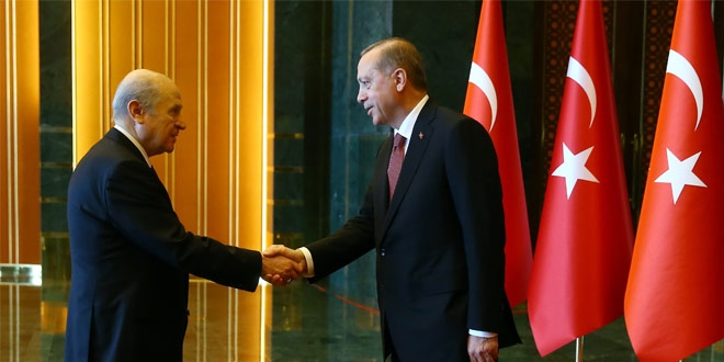 MHP'nin af teklifine karşı üç aşamalı strateji…