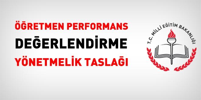 MEB: Öğrenciler Öğretmenlerin Performansını Değerlendirecek 9