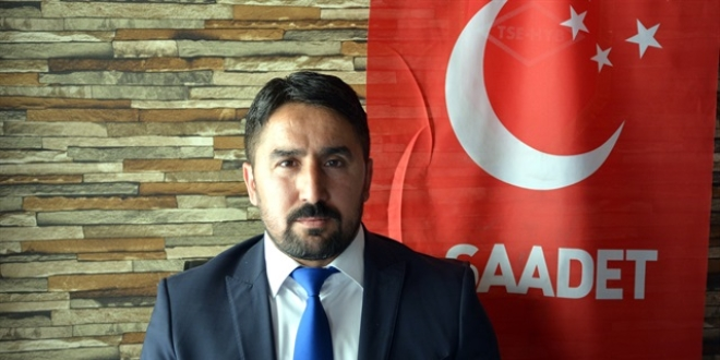Saadet Partisi'nde Demirtaş istifası…