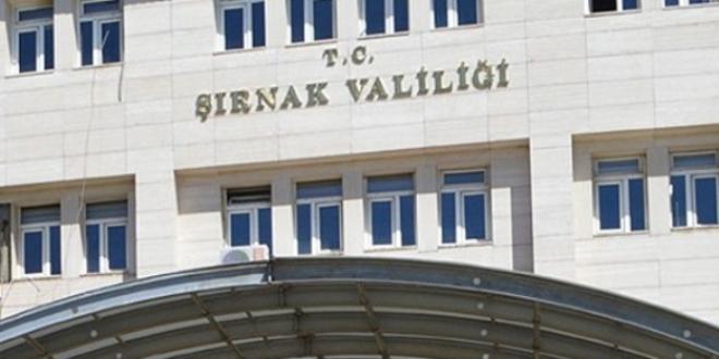 Şırnak Vali Yardımcısı FETÖ'den açığa alındı…