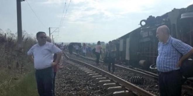 çorludaki Tren Faciasında Asli Kusurlu 4 Görevli Serbest
