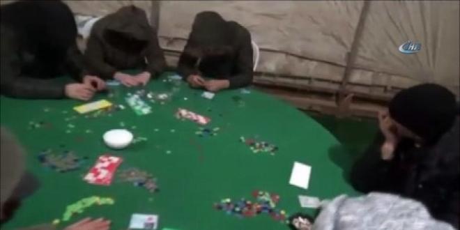 Başkentte kumar baskını: 5 zanlı gözaltına alındı - Memurlar.Net
