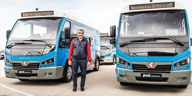 Avrupa'da minibüsçülüğün voltajı Jest ile artacak - Memurlar Net