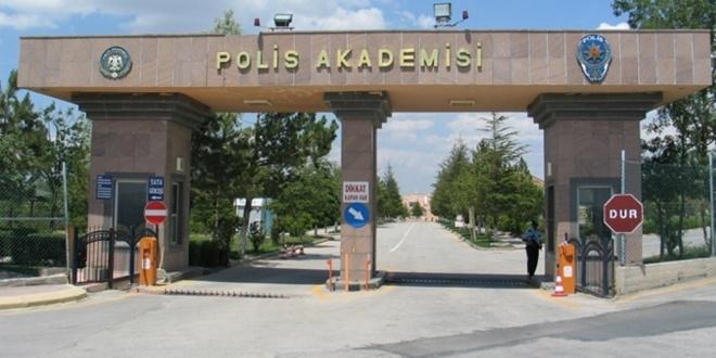 Polis Akademisi'ne Öğretim Görevlisi ve Araştırma Görevlisi Alınacak…