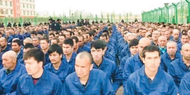 Uygur Türklerinin pinpon oynadığı 'Çin tiyatrosu' - Memurlar.Net