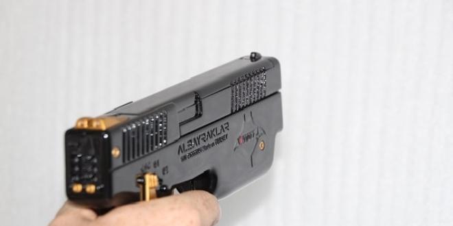 Yerli elektroşok silahı Wattozz için 5 milyon dolarlık anlaşma 14