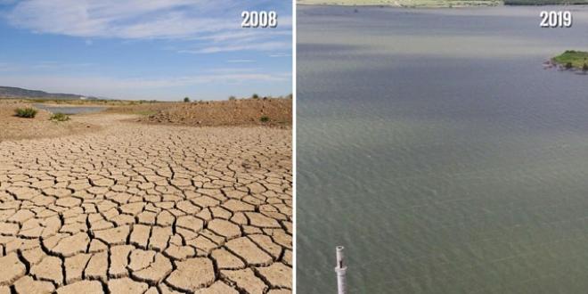 Tahtalı Barajı ile ilgili görsel sonucu