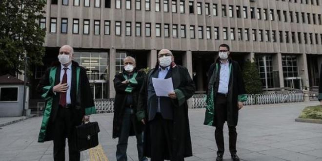 Ankara Barosu avukatlarından Ali Erbaş'a destek - Memurlar.Net