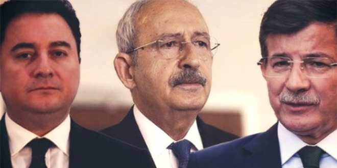 Kılıçdaroğlu: İyi Parti gibi, Davutoğlu ve Babacan'a da destek ...