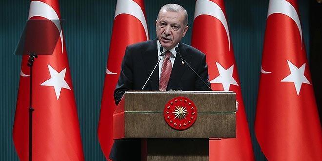 Erdoğan'dan Ayasofya paylaşımı: Bugün yeniden yemin ediyoruz ki ...