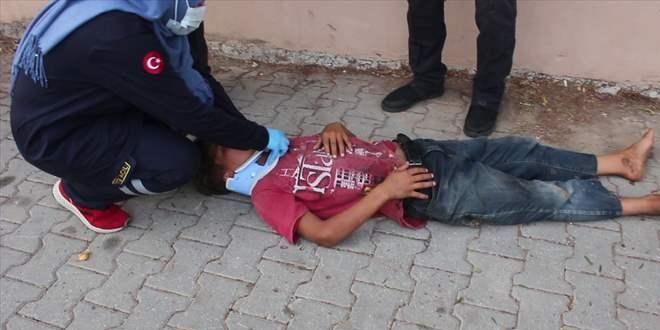 Adana'da 10 yaşındaki çocuğu sopayla döven kişi gözaltına alındı -  Memurlar.Net