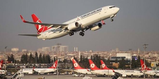 THY yeni uçuşlar eklediği ekim ayı planını duyurdu