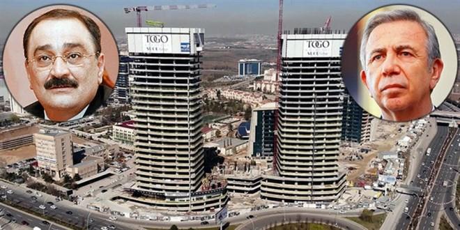 Tartışılan Togo kuleleri için mahkeme kararını verdi - Memurlar.Net