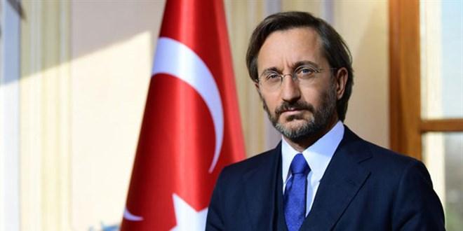 Fahrettin Altun: Görüyoruz ki mücadele devam ediyor