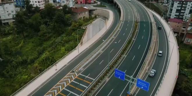 3 bin metre uzunluğundaki Salarha Tüneli yarın açılacak - Memurlar.Net